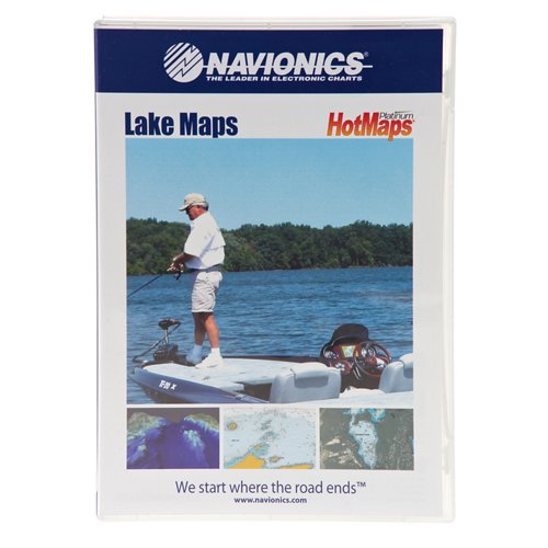 Mapping Software Academy - Lake mapping software