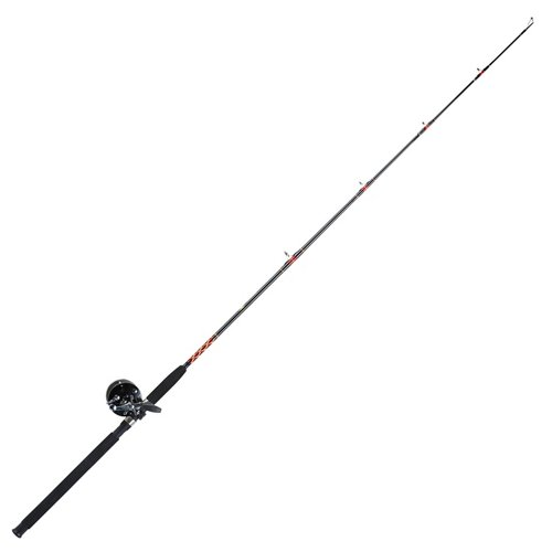 PENN® Levelwind 6'6' Saltwater Rod and Reel Combo