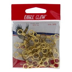 3-Way Swivels 12-Pack