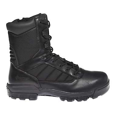 "Bates Men's 8"" Sport Side-Zip Tactical Boots"
