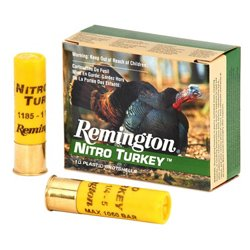 Remington Nitro Turkey Buffered Magnum Load 20 Gauge Shotshells