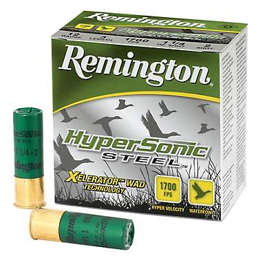 Remington HyperSonic Steel 12 Gauge Shotshells