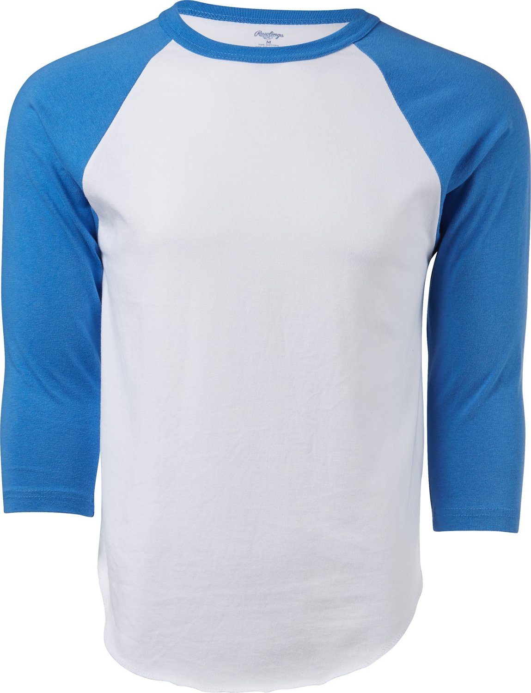 82746a3c7268b8 Rawlings Men's 3/4 Sleeve T-shirt | Academy