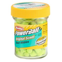 Berkley® 0.8 oz. Biodegradable Trout Nibbles