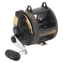 TLD20 Lever Drag Reel Right-handed
