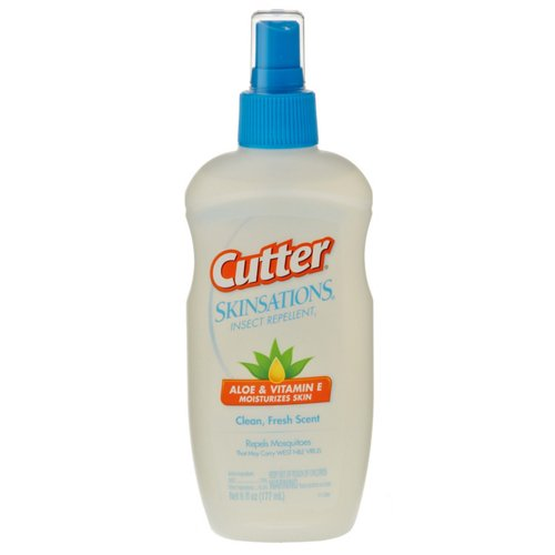 Cutter Skinsations® 6 oz. Insect Repellent