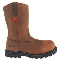 Brazos Men's Derrick Comp Toe Work Boots