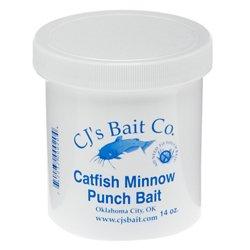 CJ's Bait Company 14 oz. Catfish Minnow Punch Bait