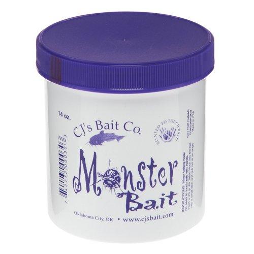 CJ's Bait Company 14 oz. Monster Punch Bait
