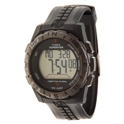 Men's Vibration Alarm Full-Size Watch