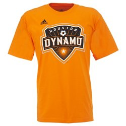 adidas Men's Houston Dynamo Logo T-shirt