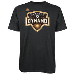 adidas™ Men's Houston Dynamo Logo T-shirt