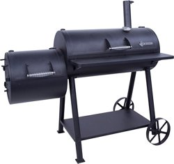 New Braunfels Hondo Classic Charcoal Smoker