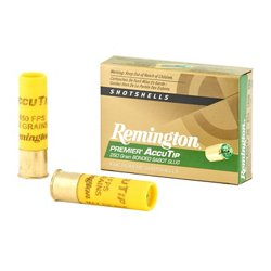 Remington Premier AccuTip 20 Gauge 260-Grain Bonded Sabot Slugs