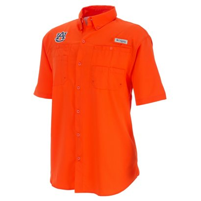 3f3890c03b01 Columbia Sportswear Men s Auburn University Collegiate Tamiami Shirt ...