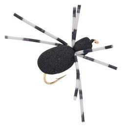 Superfly Foam Spider 1/2 in Wet Flies 2-Pack