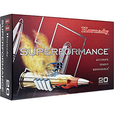 Hornady Superformance® SST®  30-06 Springfield 150-Grain Rifle Ammunition