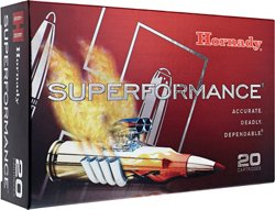 Superformance® SST® .30-06 Springfield 150-Grain Rifle Ammunition