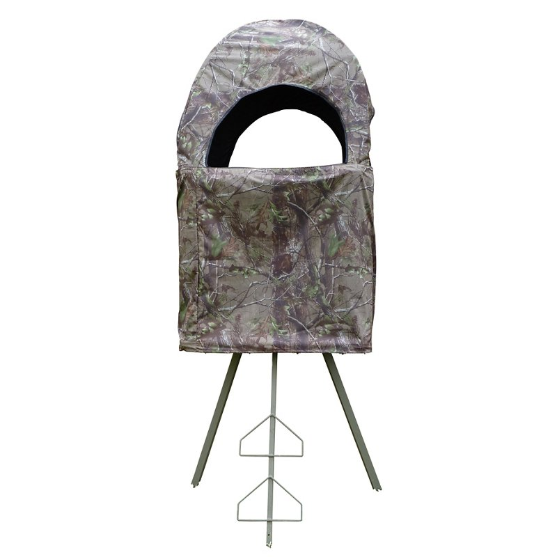Summit Classic Series Strike Pod Roof and Blind Kit - Hunting Stands/blinds/accessories at Academy Sports thumbnail