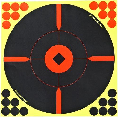 Birchwood Casey® Shoot-N-C® Self-Adhesive 12' Round X Targets 5-pack