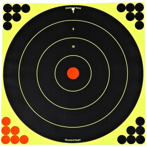 Birchwood Casey® Shoot-N-C® Self-Adhesive 17.25' Bull's-Eye Targets 5-pack