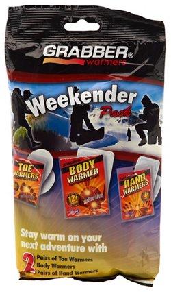 Grabber Weekender Packs 3-Pack