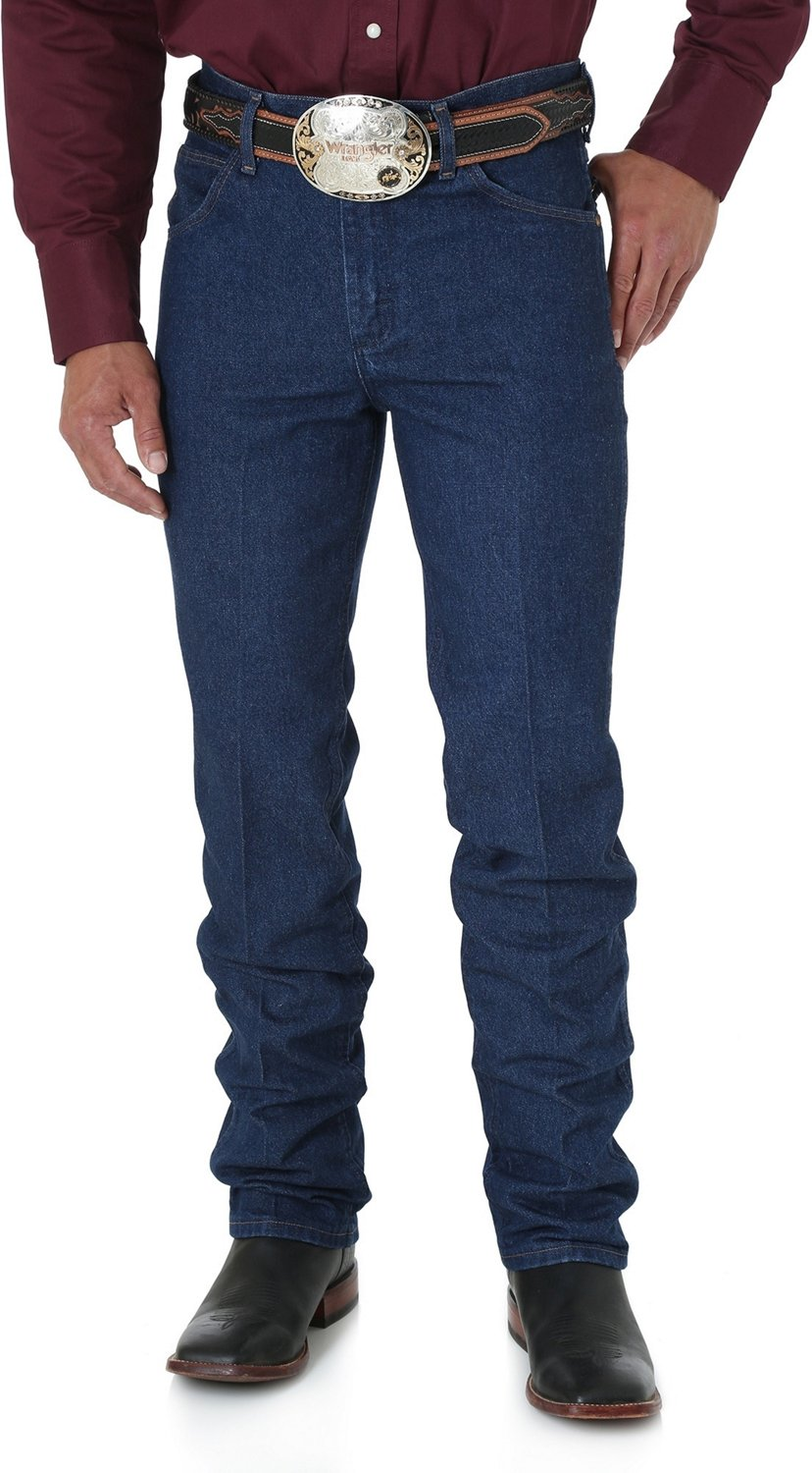76a68ae9 Display product reviews for Wrangler Men's Premium Performance Cowboy Cut  Slim Fit Jean
