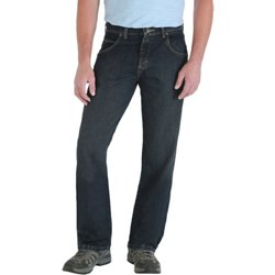 Rugged Wear Men's Relaxed Straight Fit Jean