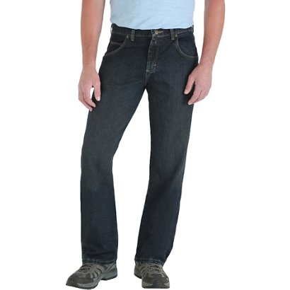 850cb486968 Academy   Wrangler Rugged Wear Men s Relaxed Straight Fit Jean. Academy.  Hover Click to enlarge