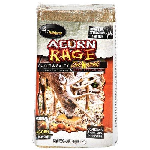 Wildgame Innovations Acorn Rage 4 lb. Lick Brick