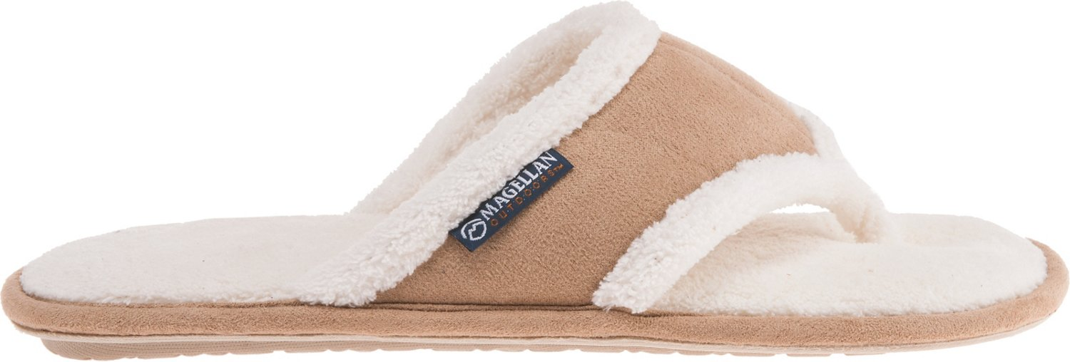 db66a66af9eb Display product reviews for Magellan Footwear Women s Basic Thong Slippers