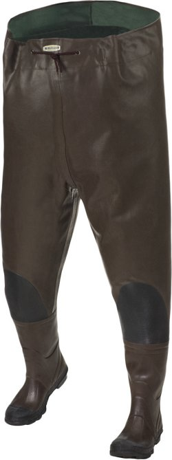 Magellan Sportswear Rubber Chest Bootfoot Waders