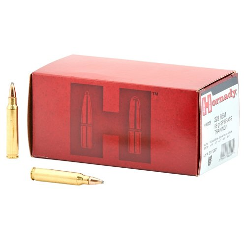 Hornady .223 Remington 55-Grain Ammunition