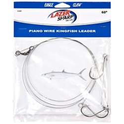 "60"" - 3 Hook Piano Wire Kingfish Leader Rig"