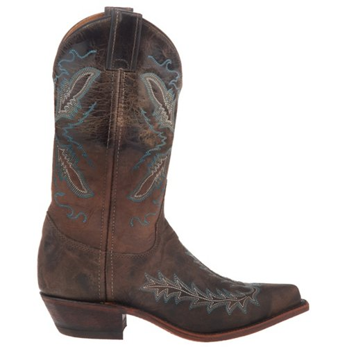 Justin Women's Bent Rail Western Boots