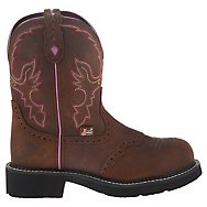 Women's Work Boots by Justin