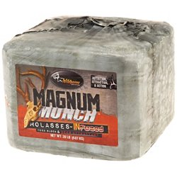 Game Feeder 20 lb. Magnum Munch Feed Block