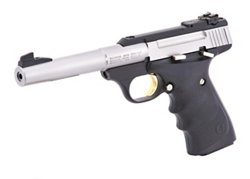 Browning Buck Mark Stainless Camper .22 LR Pistol