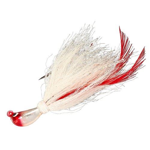 Wahoo Super Striper 1 oz. Bucktail Jig