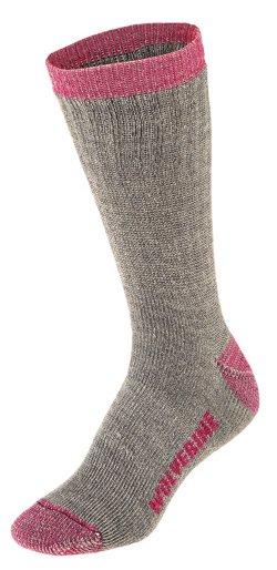Wolverine Women's Wool Boot Socks 2 Pack