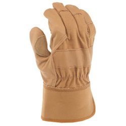 Men's Grain Leather Work Gloves
