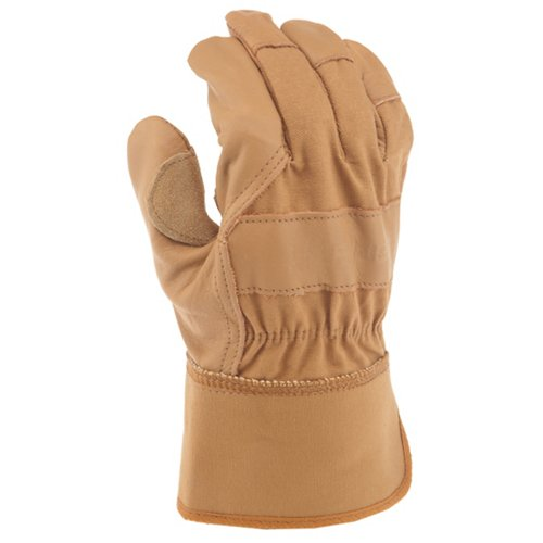 Carhartt Men's Grain Leather Work Gloves