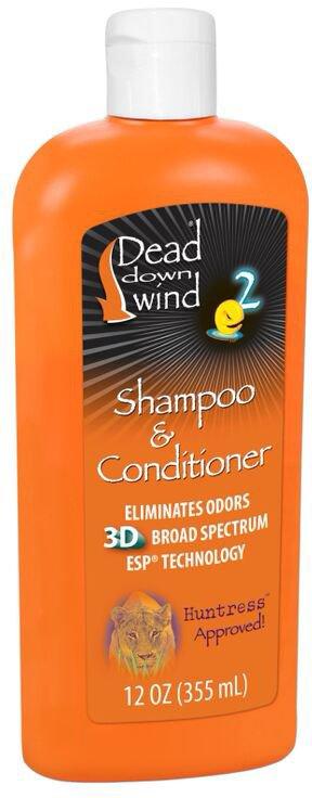 Dead Down Wind e2 ScentPrevent™ 12 oz. Shampoo and Conditioner