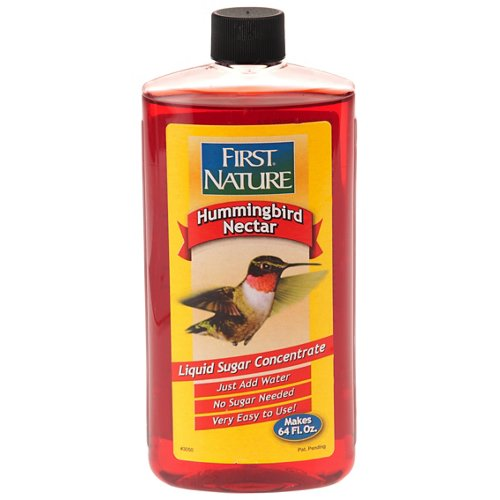 First Nature 16 oz. Red Hummingbird Nectar Concentrate