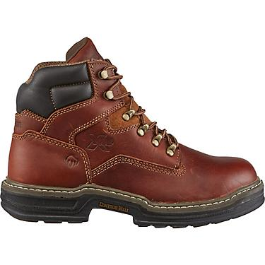 4bd3082ca7e Wolverine Raider Men's MultiShox Contour Welt 6 in EH Lace Up Work Boots