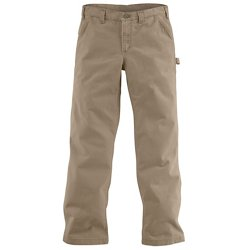 Men's Washed Twill Dungaree Pant