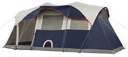 Coleman Elite Weathermaster 6 Person Screened Tent