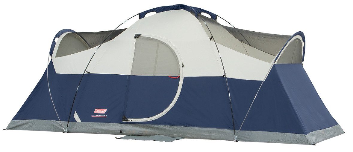 Display product reviews for Coleman Elite Montana 8 Person Cabin Tent c2d44670e8