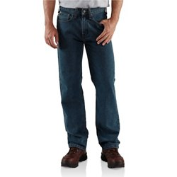 Carhartt Men's Relaxed Fit Straight Leg Jean