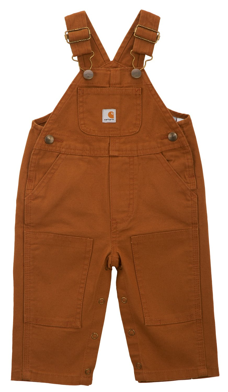 6cfa6792c Carhartt Infants' Washed Bib Overall | Academy